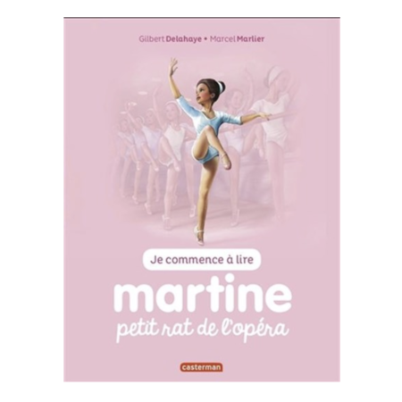 Martine - Petit rat de l'opéra