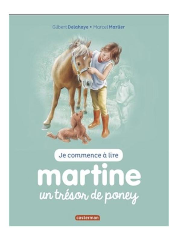 Martine - Un trésor de poney
