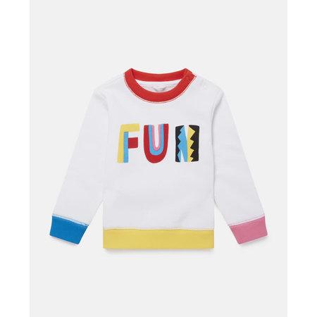 Stella McCartney Stella McCartney - Baby girl fun sweatshirt
