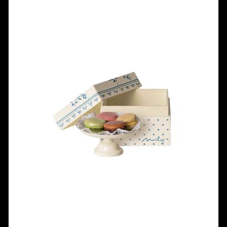 Maileg - Macarons + chocolat chaud