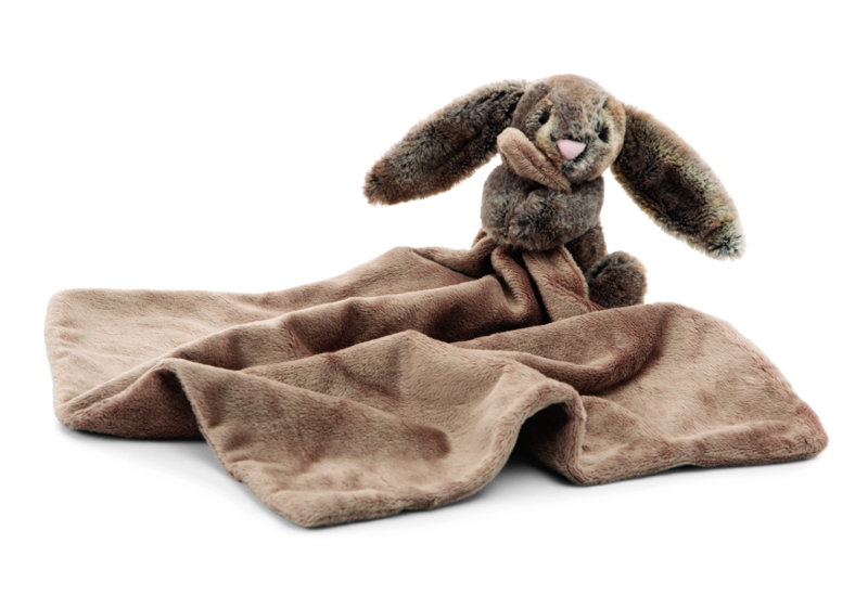 Jellycat Jellycat - Woodland Babe Bunny Soother