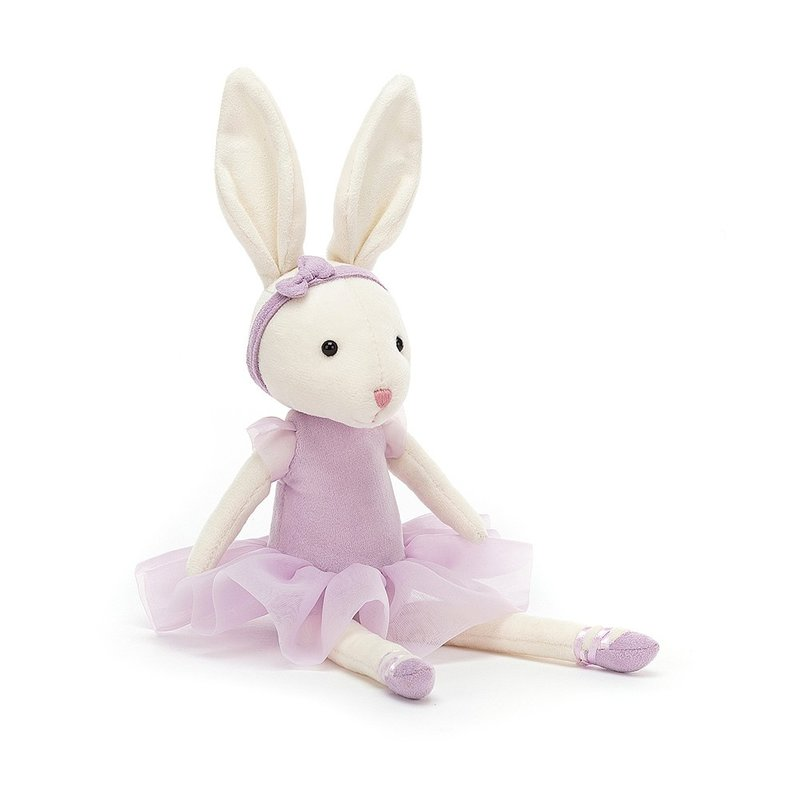 Jellycat Jellycat - Pirouette Bunny Lilac