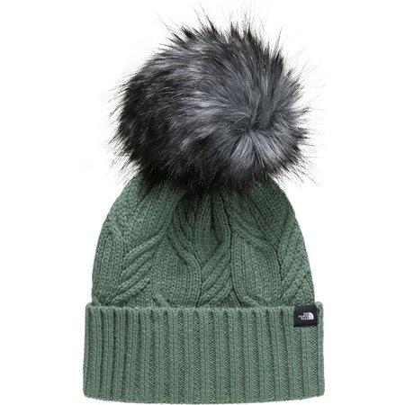 North Face -Youth Oh-Mega Fur Pom Beanie