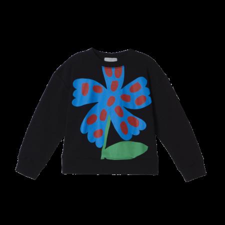 Stella McCartney Stella McCartney - Kid girl spotty flowers sweatshirt