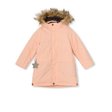 Mini A Ture Mini A Ture - Manteau d'hiver Vinna + Salopette Witte