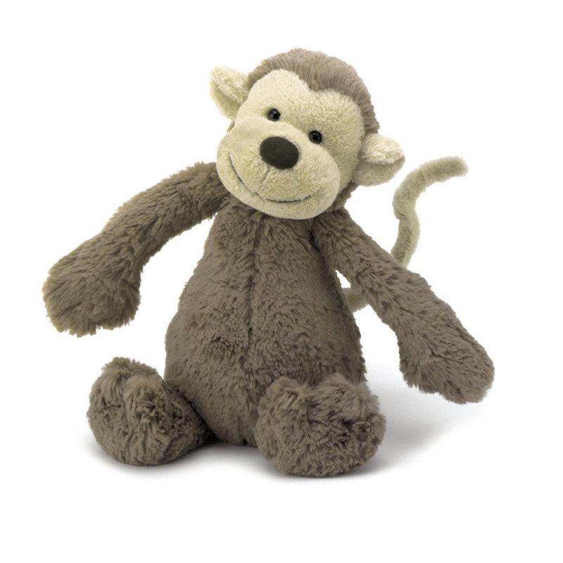 Jellycat Jellycat - Bashful monkey medium