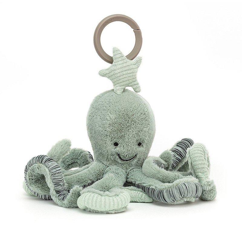 Jellycat Jellycat - Odyssey Octopus Activity Toy
