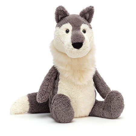 Jellycat Jellycat - Woodruff Wolf