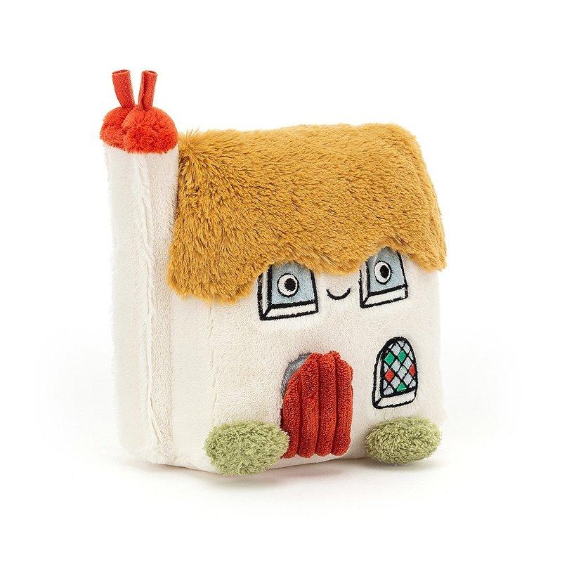 Jellycat Jellycat - Bonny Cottage Activity Toy