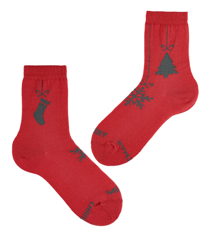 Condor - Christmas Short Socks