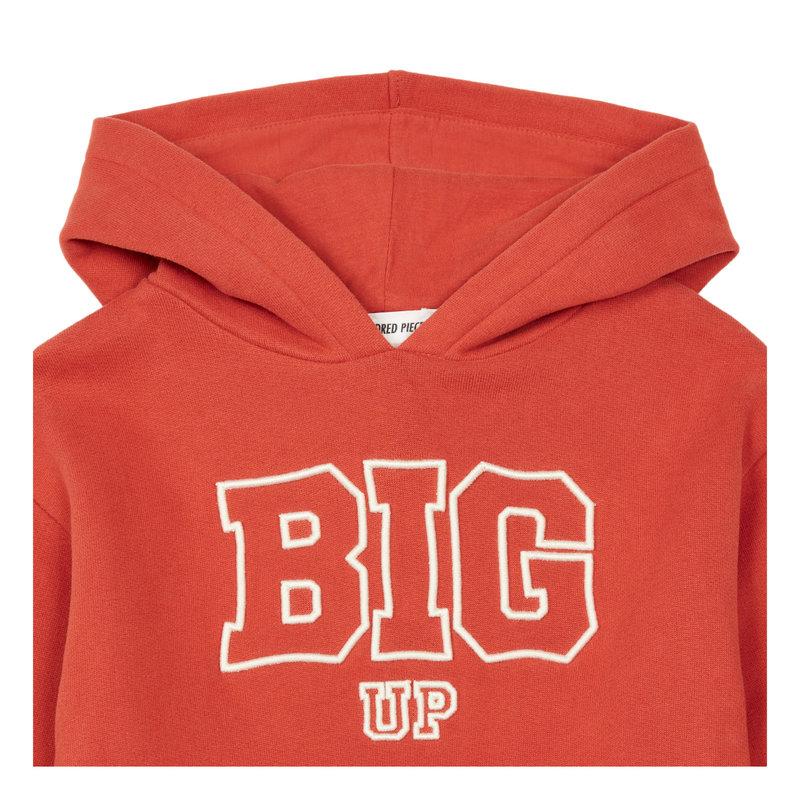 Hundred Pieces Hundred Pieces - Oversize Big Up Sweatshirt