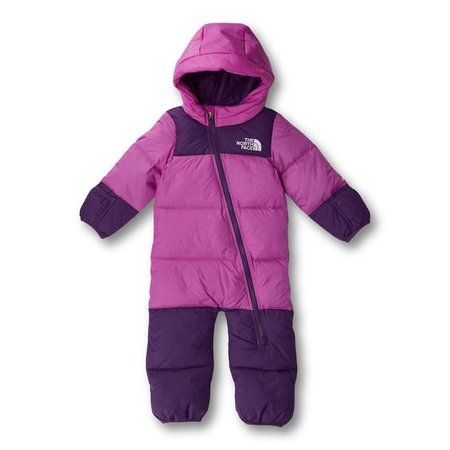 North Face - Infant Nuptse One-Piece
