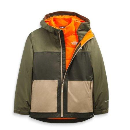North Face - Ens. Manteau B Freedom Triclimate + Pantalon