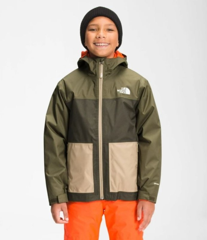 North Face - B Freedom Triclimate Jacket + Pants