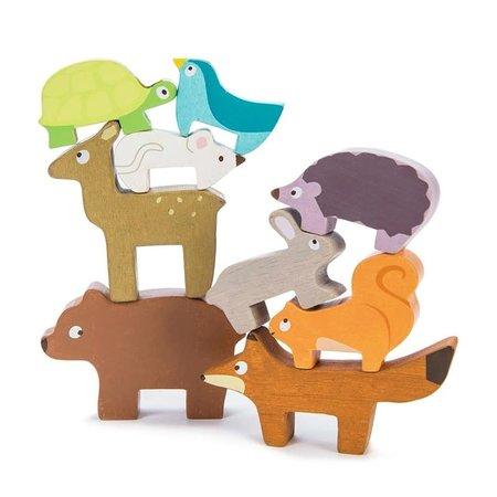 Le Toy van Toy Van- La tour des animaux de la forêt
