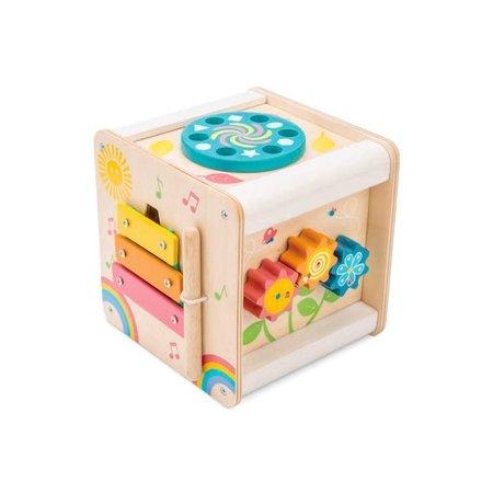 Le Toy van Toy Van- Petit Cube d'Activités