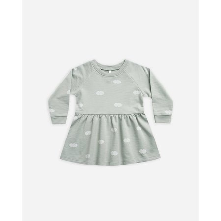 Rylee & Cru - Longsleeve Raglan dress