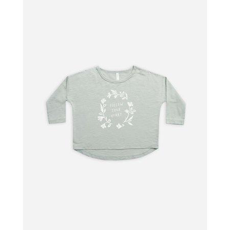 Rylee & Cru - T-Shirt Manches Longues