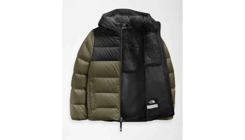 North Face - Youth Moondoggy Hoodie coat
