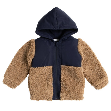 Miles baby Miles Baby - Hooded Jacket