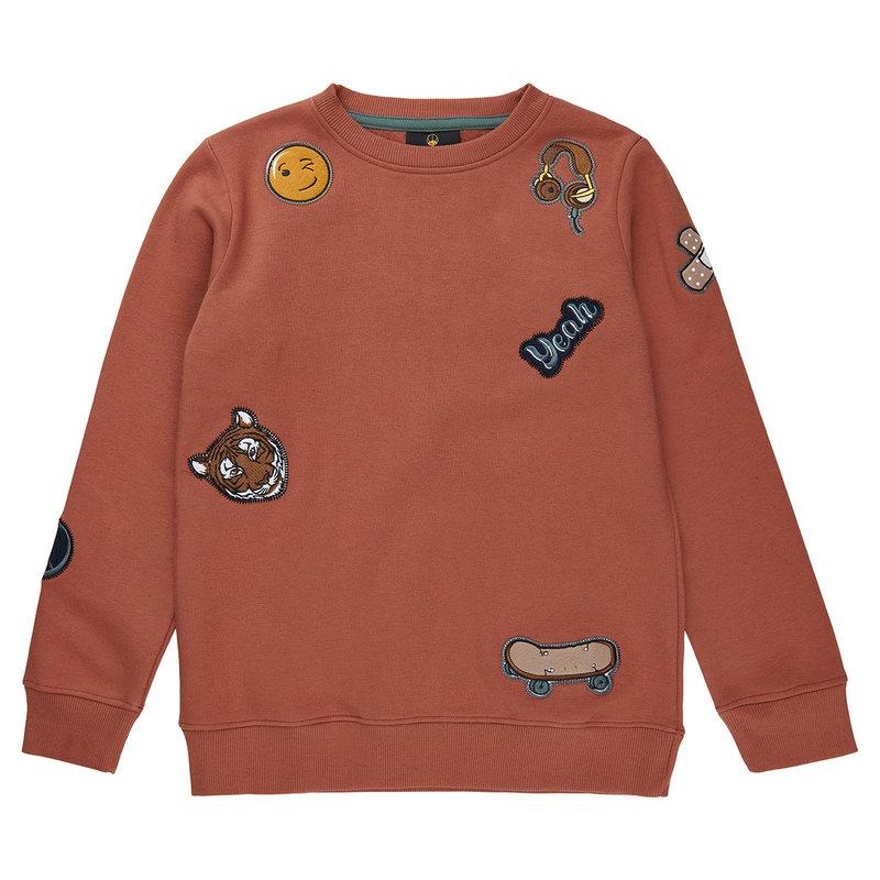 The New The New - Visual Sweatshirt