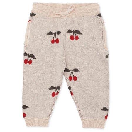 Konges Slojd Konges Slojd - Lapis jacquard tricot pantalon