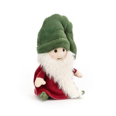 Jellycat Jellycat - Nisse Gnome Noel (Green Hat)