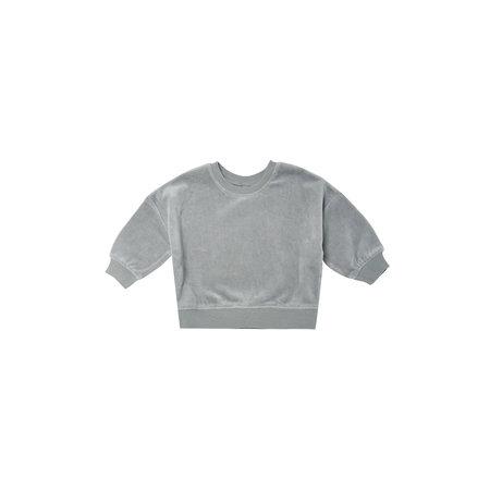 Quincy Mae Quincy Mae - Sweatshirt en velours