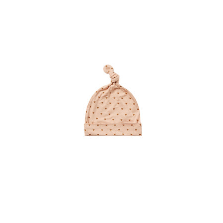 Quincy Mae Quincy Mae - Knotted Baby Hat Bamboo