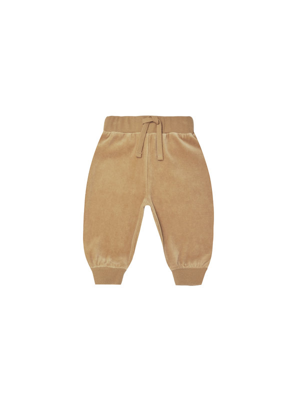 Quincy Mae Quincy Mae - Relaxed Sweatpant Velour