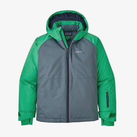 Patagonia Patagonia - Boys snowshot jacket + Pants