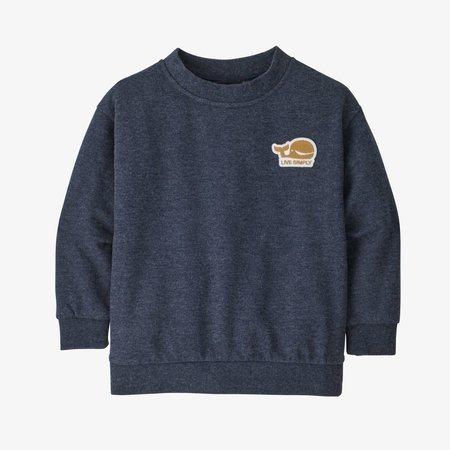 Patagonia Patagonia - Baby crew sweatshirt