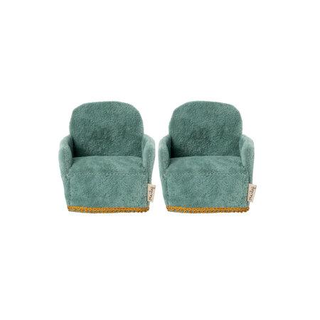Maileg - Ens. 2 Chaises