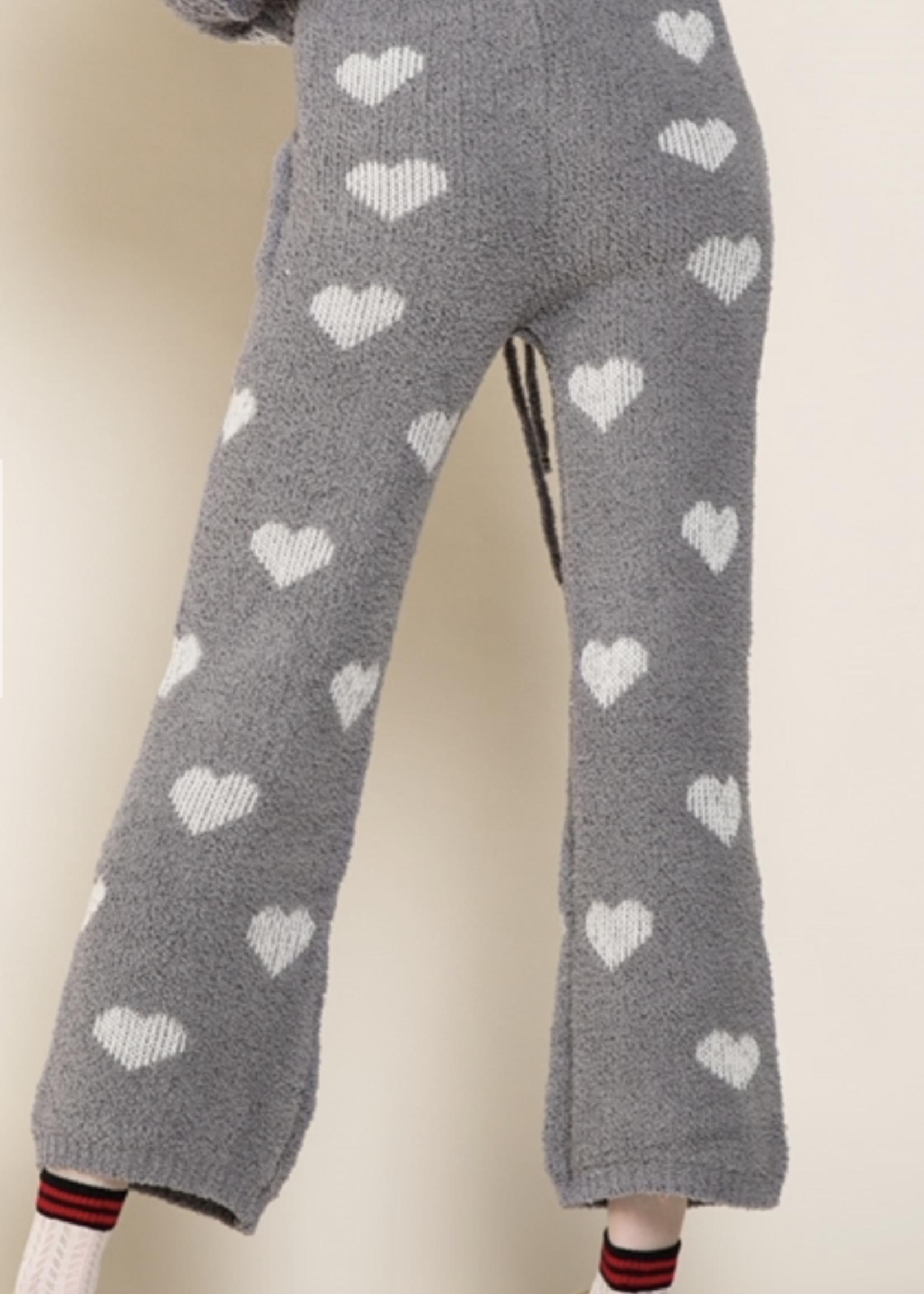 POL TKP72 Heart Pants