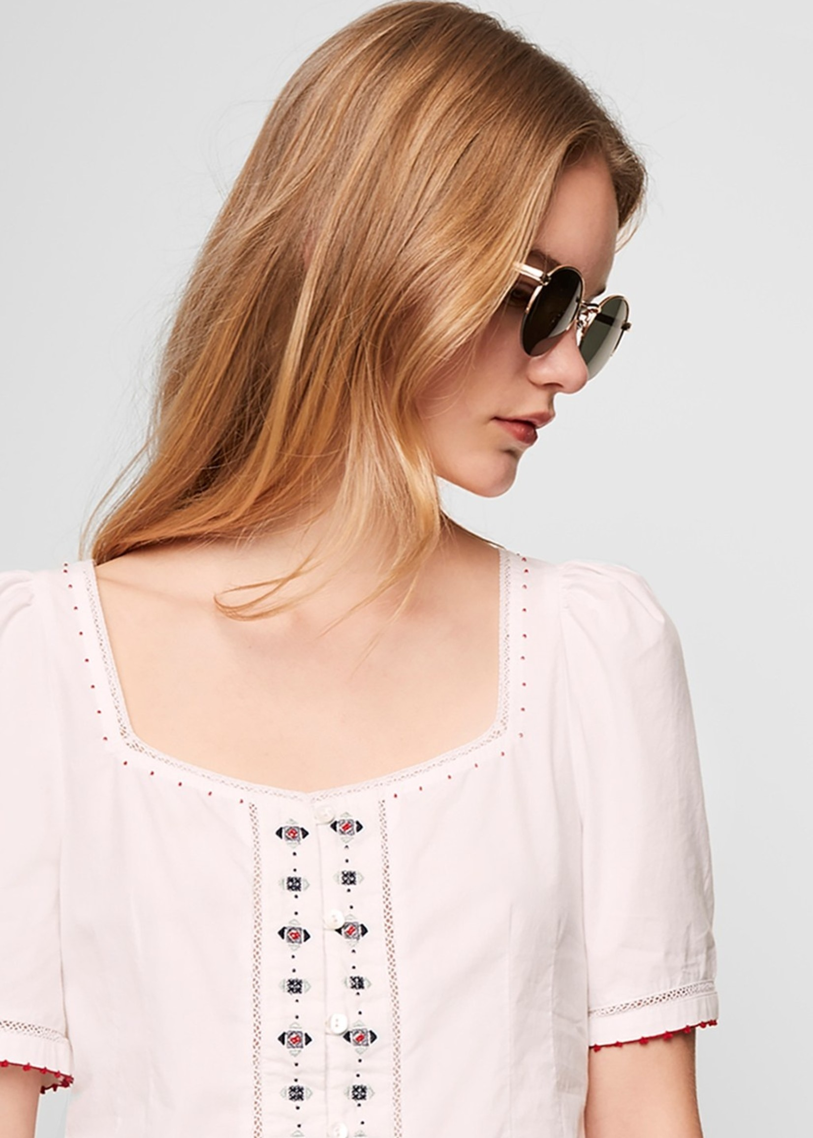 French Connection French Connection Adeona Lawn Top