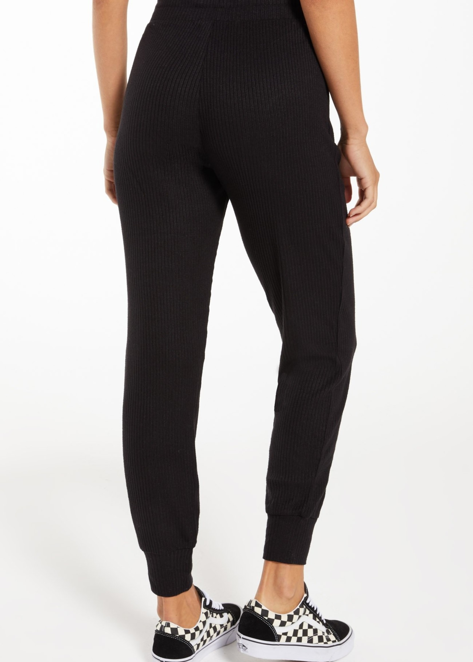 Z Supply Z Supply Lyric Ribbed Jogger
