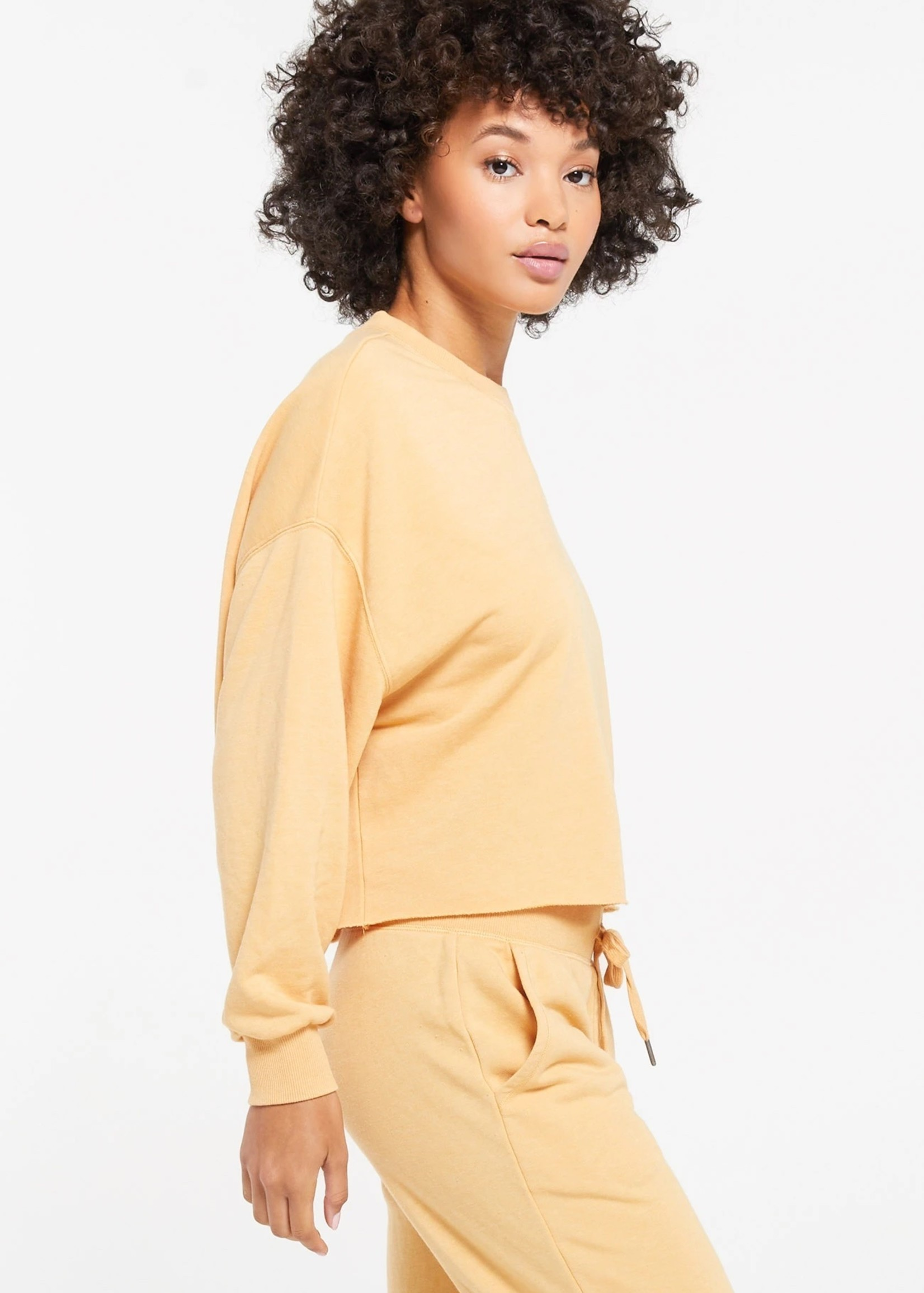 Z Supply Z Supply Izzy Loop Terry Top