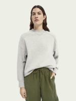 Scotch & Soda Longer Length Cotton-Blend Sweater