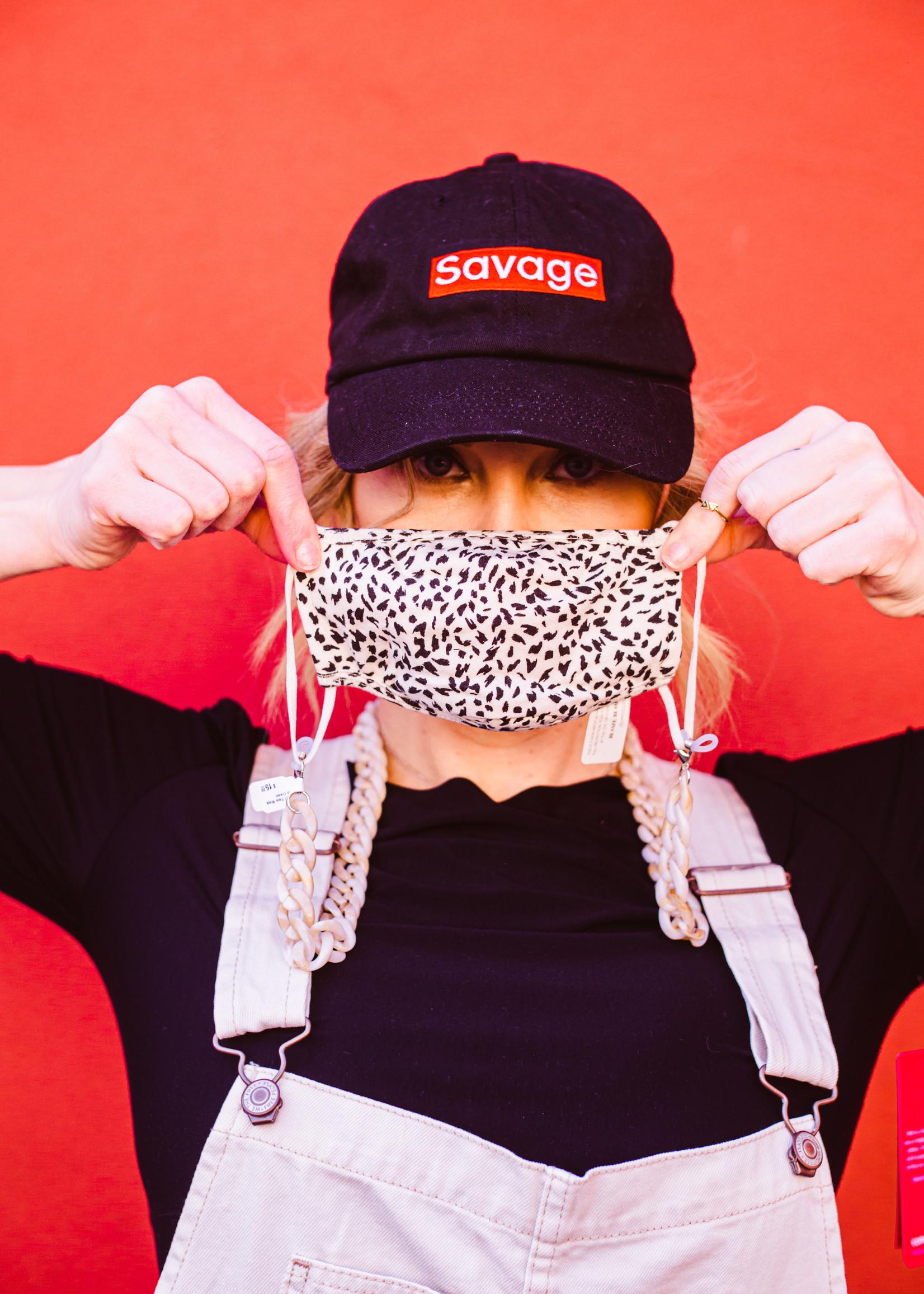 Ellison Ellison Face Mask Chain
