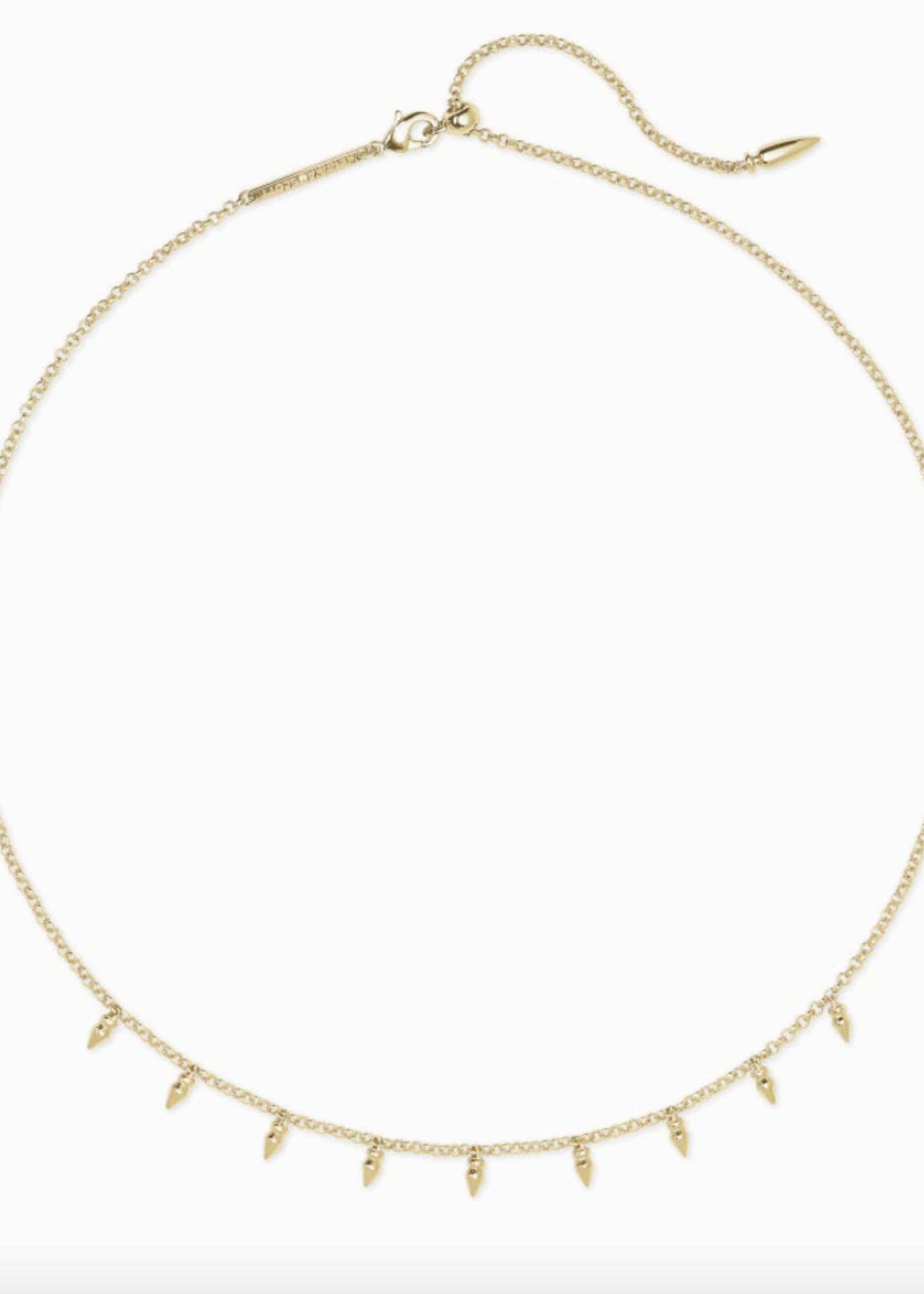 Kendra Scott Kendra Scott Addison Necklace Gold