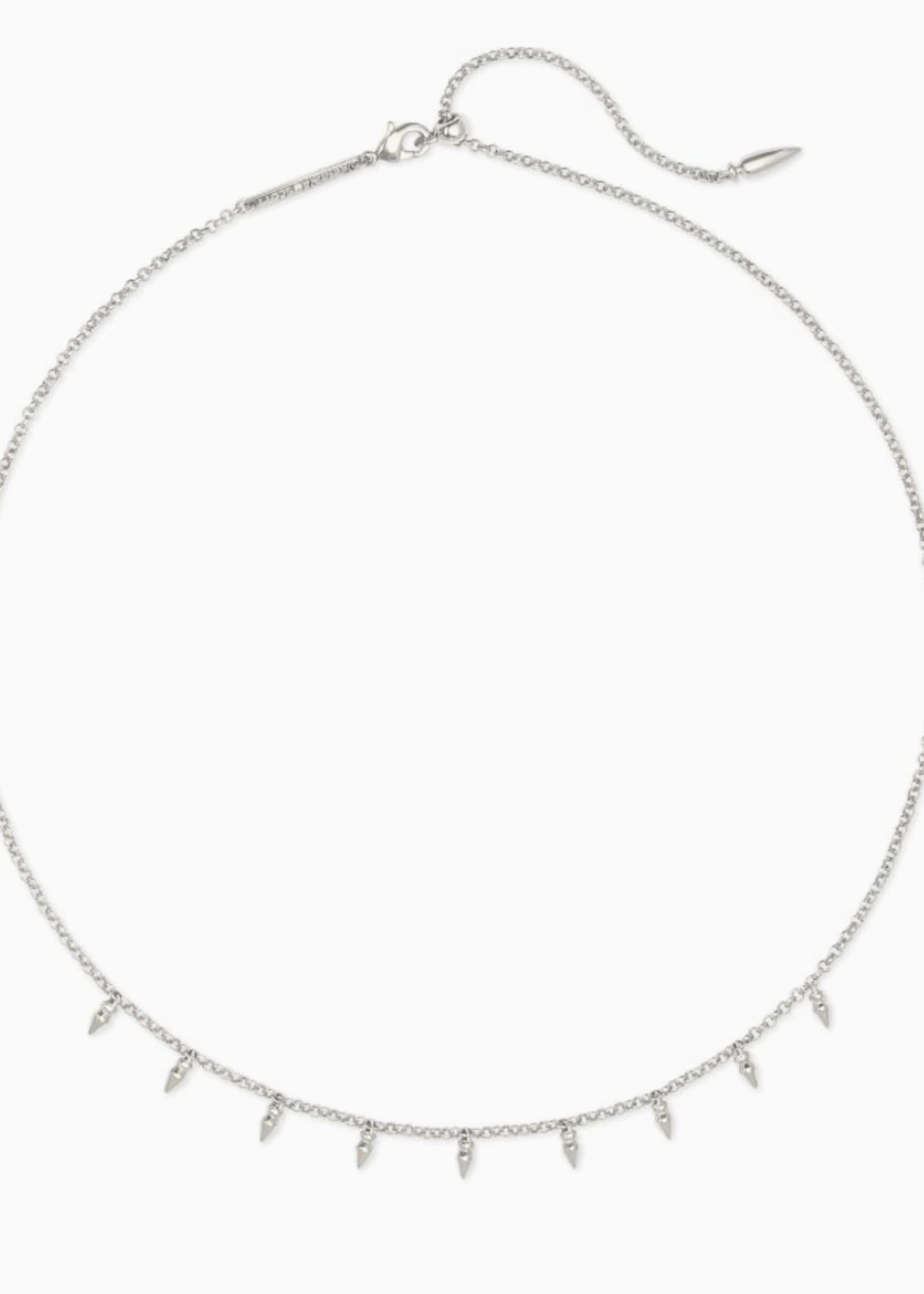 Kendra Scott Kendra Scott Addison Necklace Silver