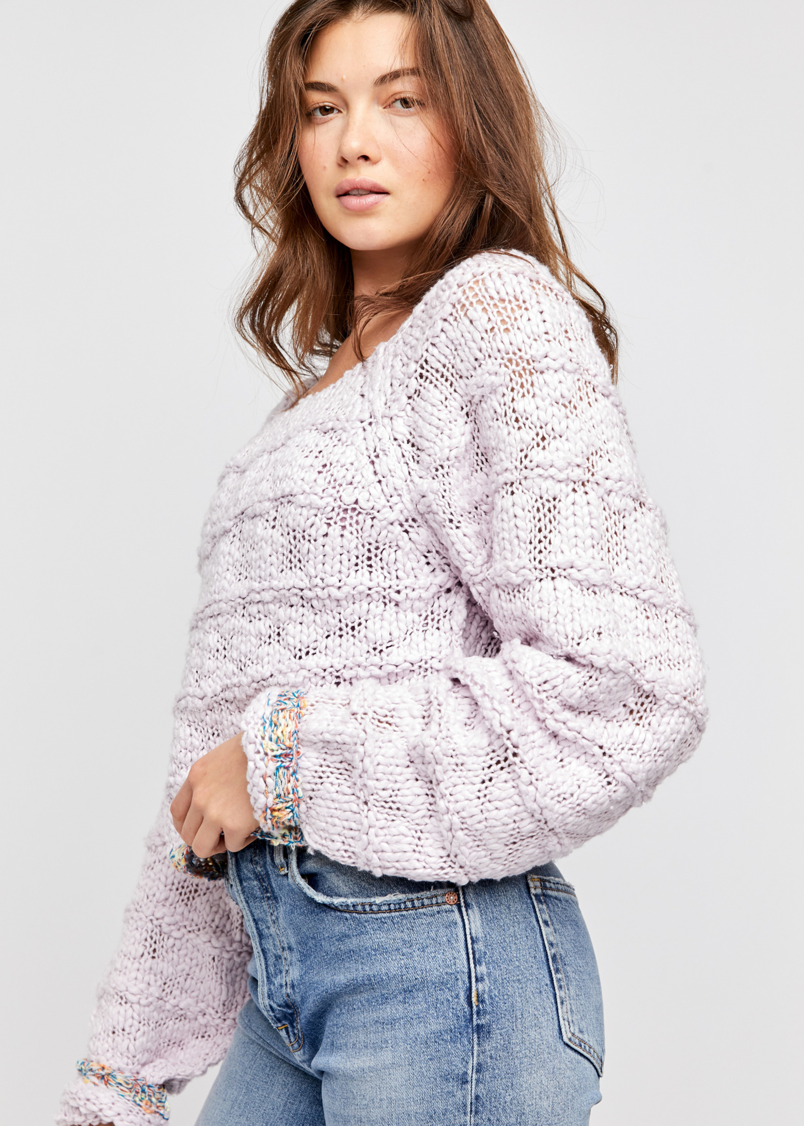 Free People Free People West Palm Pullover