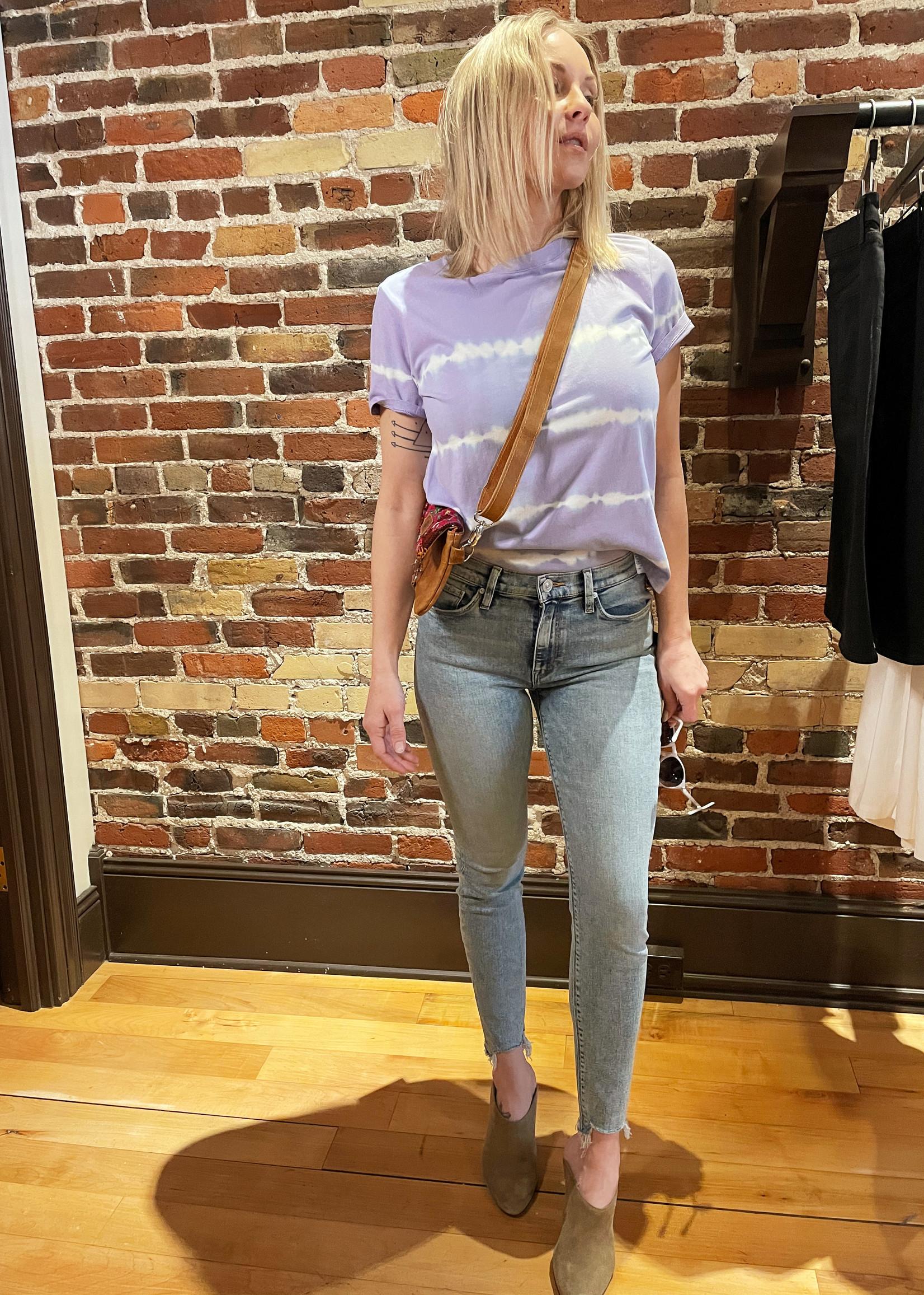 Hudson Hudson Barbara High-Rise Super Skinny Ankle Jean