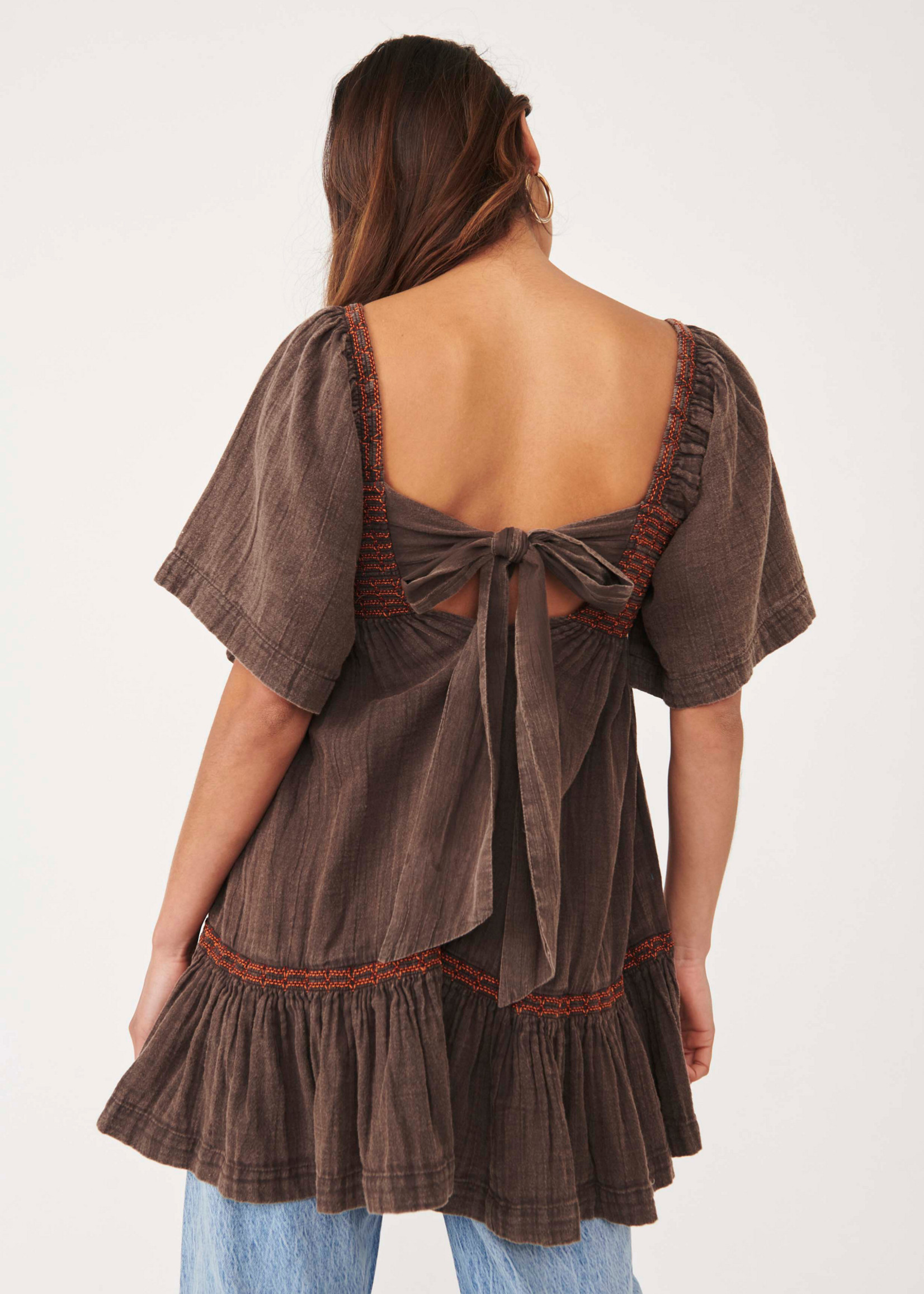 Free People Free People Easy to Love Bubble Mini