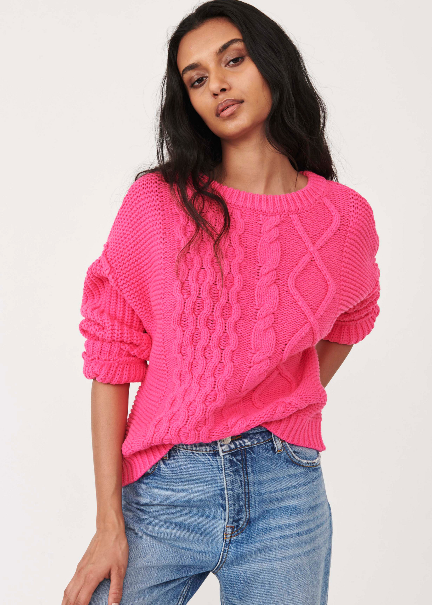 Free People Free People Dream Cable Crew