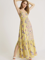 French Connection Flores Dua Strappy Dress