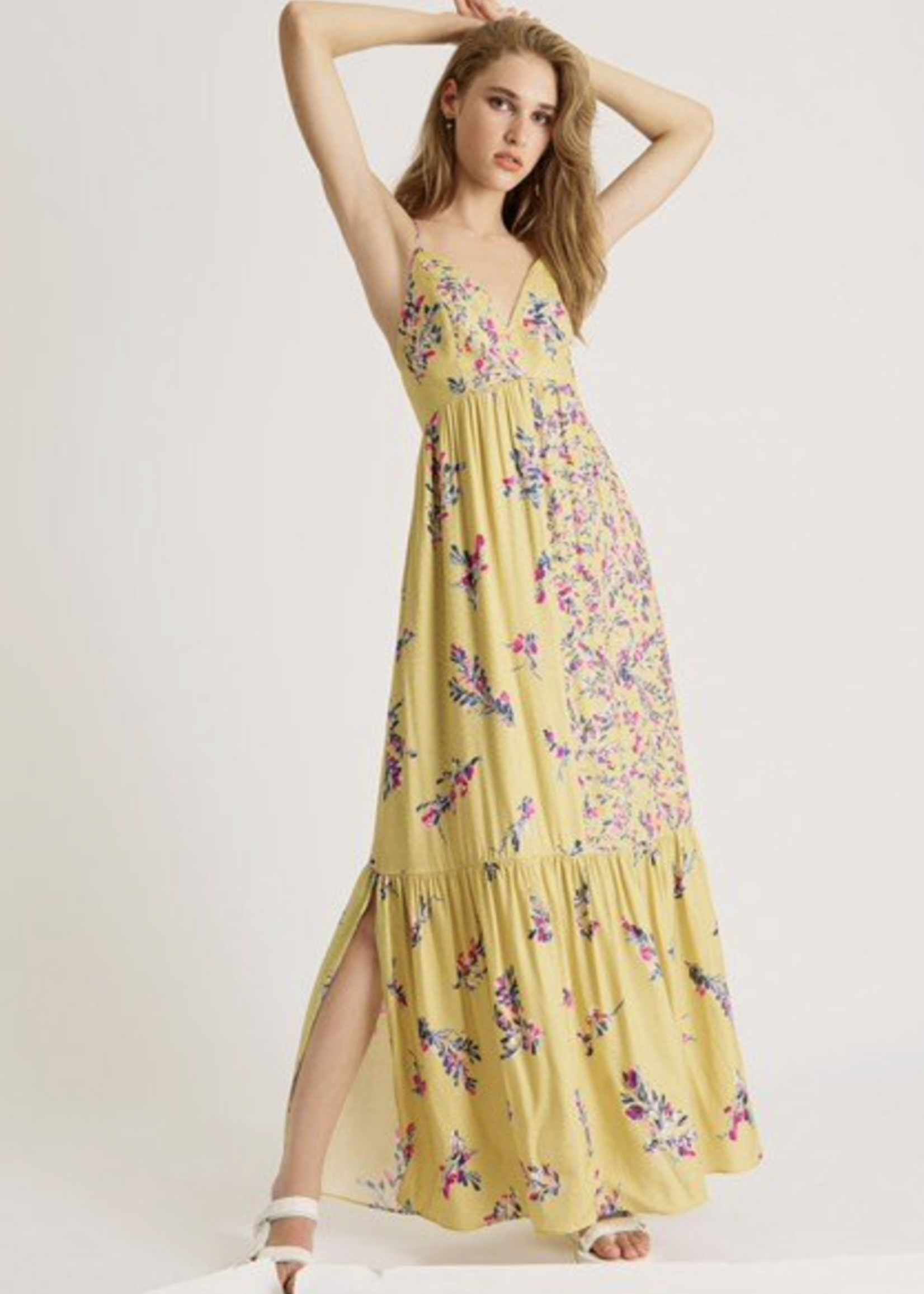 French Connection French Connection Flores Dua Strappy Dress