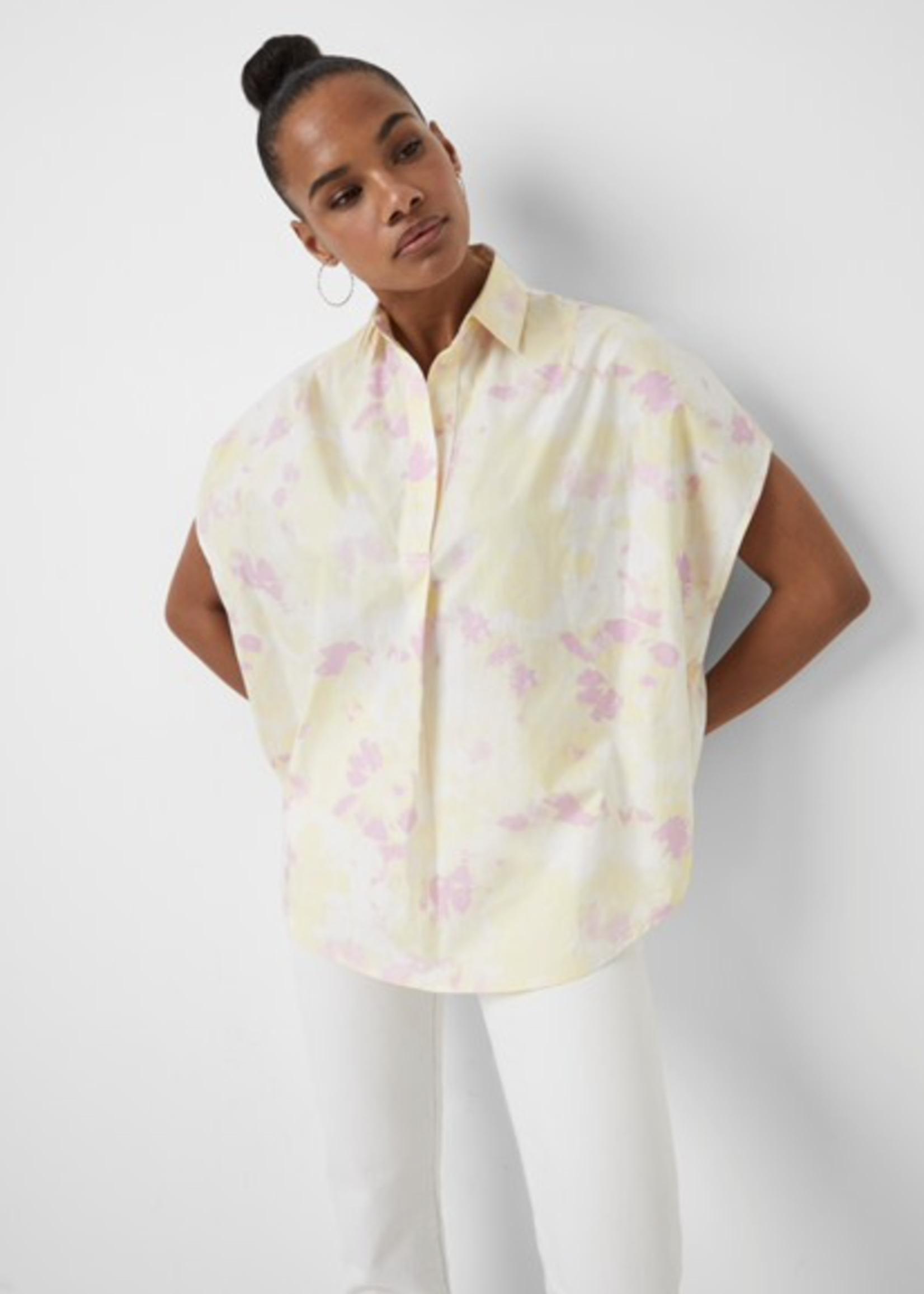 French Connection Duna Rhodes Poplin Shirt