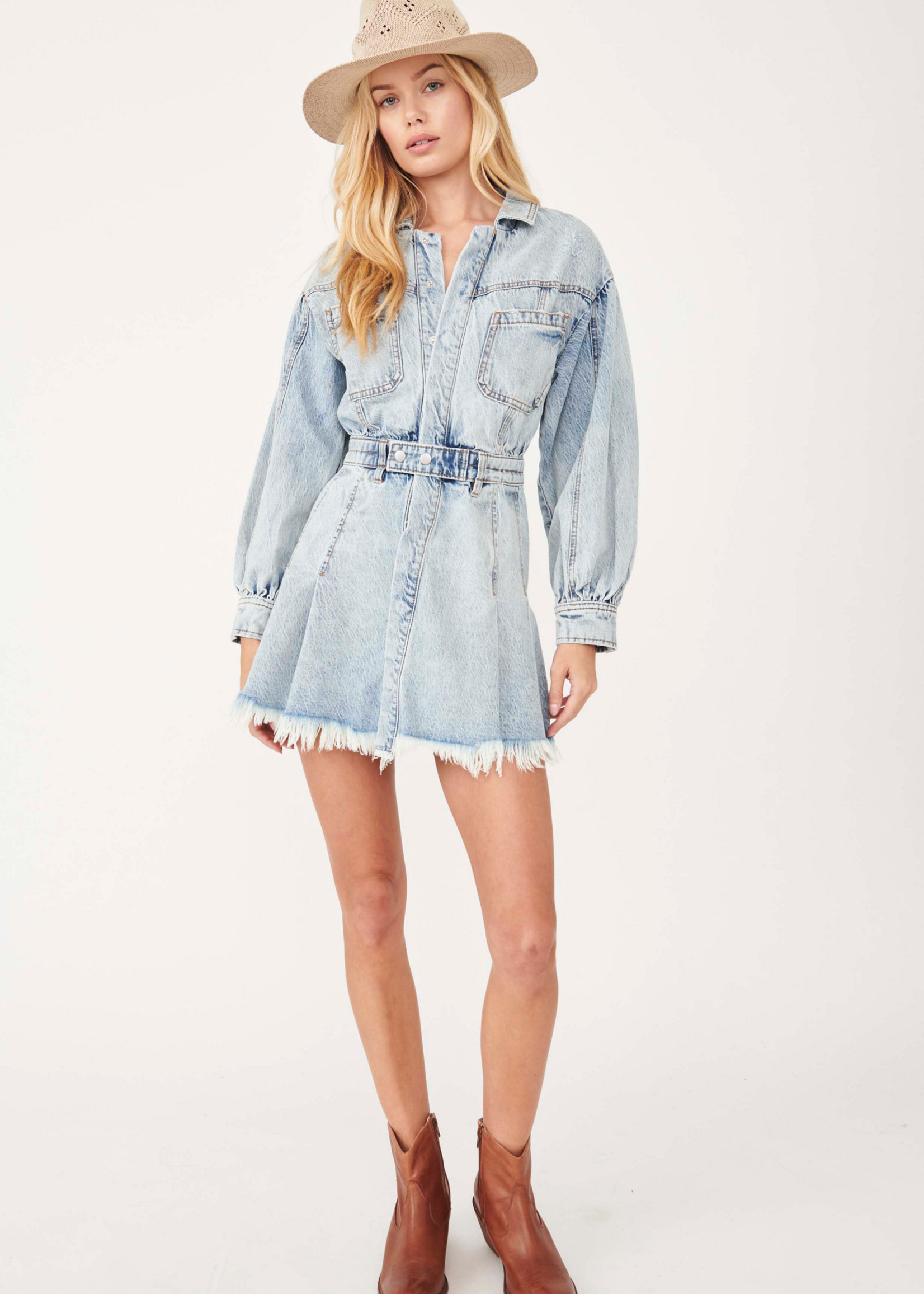 Free People Free People Chain of Command Mini