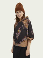 Scotch & Soda All Over Printed Hoodie